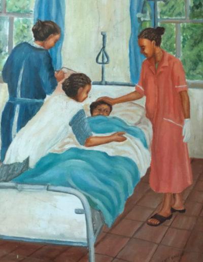 6. Opération de la fistule